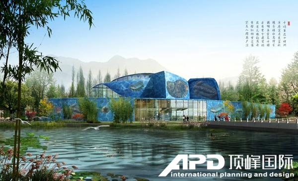 喳西泰水城温泉水世界设计