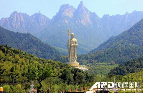 地藏王菩萨铜像