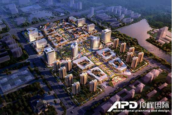 滨州北镇商贸商务核心区商业地产