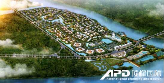 滨州三河湖温泉度假区建设正式启动