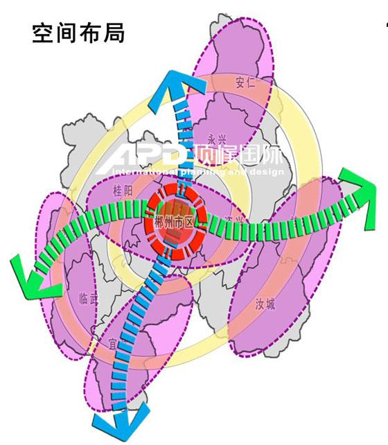 郴州南塔公园地图