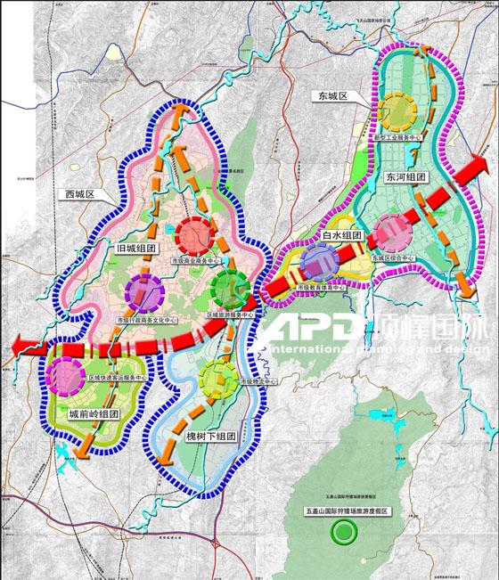 郴州市旅游发展总体规划(2011-2020)