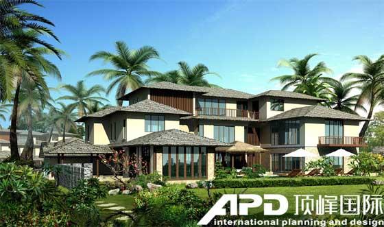 海南经济型别墅