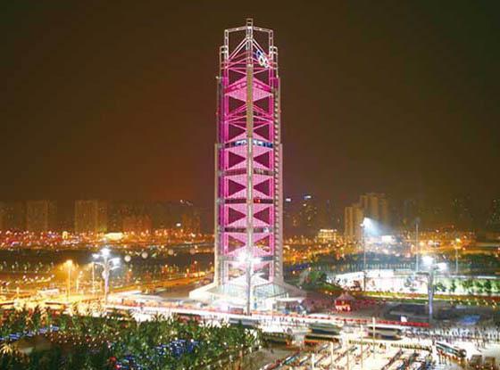 文化旅游资源-玲珑塔