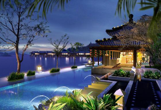 千岛湖·欢乐水世界滨湖商业会所