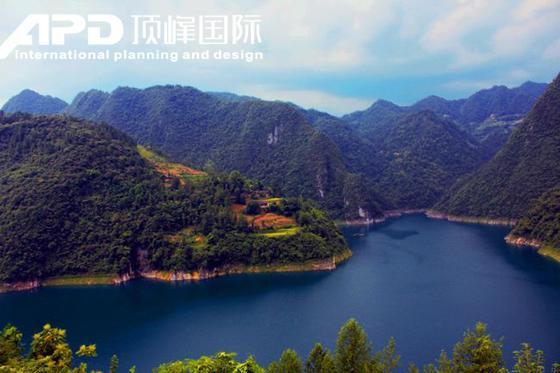 宣恩县狮子关旅游区实景