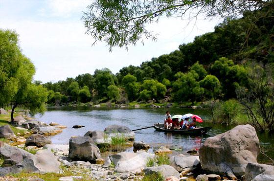 乌龙峡生态旅游度假区